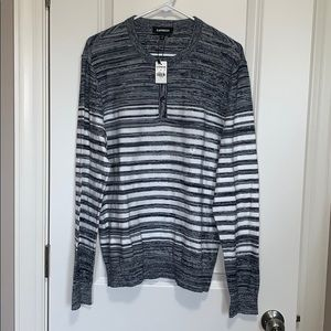 Brand New With Tags Men's Express Sweater